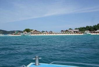 普吉島海豚島 Khai Nai Island