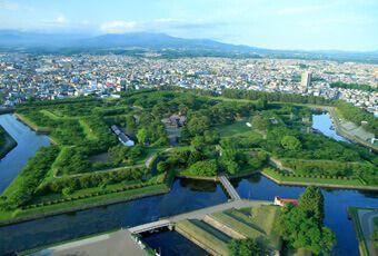 北海道五稜郭公園