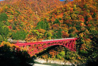 黑部立山(立山黑部)峽谷鐵道