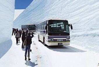 立山黑部雪之大谷