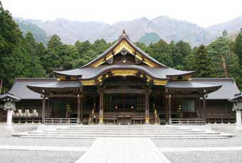 立山黑部彌彥神社