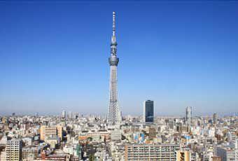 東京天空樹旅遊
