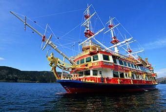 東京蘆之湖遊船旅遊