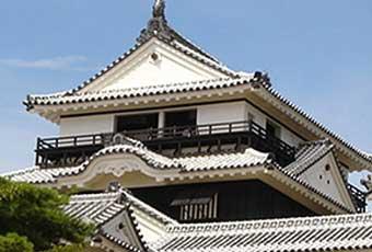 四國旅遊松山城
