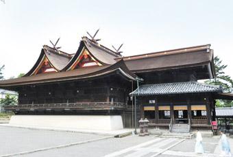 四國吉備津神社