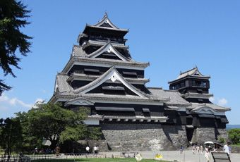 九州熊本城Kumamooto Castle