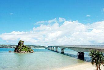 沖繩旅行古宇利大橋