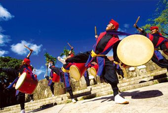 沖繩旅遊王國村