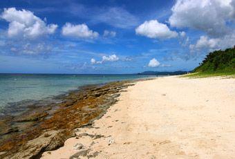 石垣島米原海灘