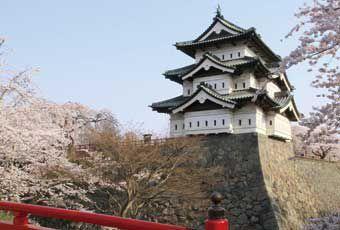 日本東北弘前公園