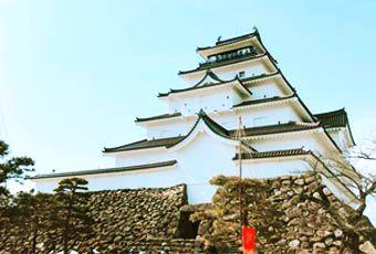 日本東北鶴ヶ城