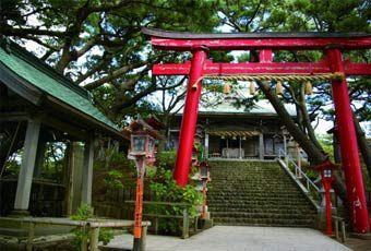 日本東北高山稲荷神社