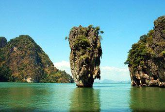 普吉島攀牙灣 Phang Nga Bay