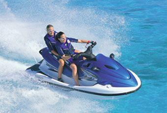 長灘島水上摩托車
