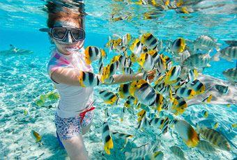 長灘島浮潛與潛水