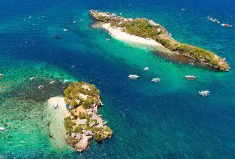 長灘島鱷魚島Crocodile Island