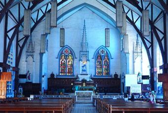 巴拉望教堂 Immaculate Concepton Churh