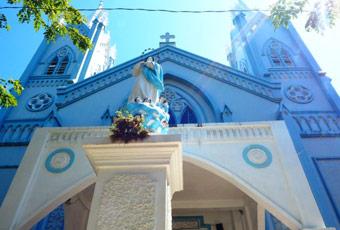 巴拉望藍教堂