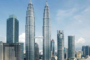 吉隆坡雙子星花園廣場Twin Tower