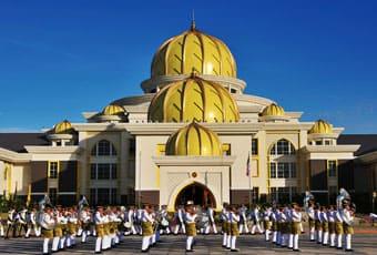吉隆坡市區觀光