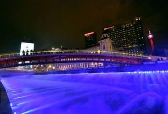 吉隆坡藍溪川