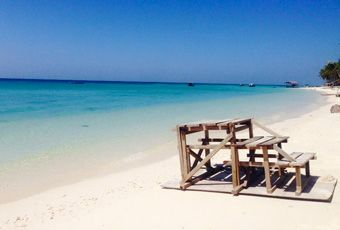 沙巴美人魚島-夢幻無敵海景