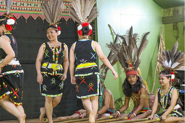 沙巴Mari Mari 文化村