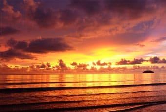 沙巴丹絨亞路海灘