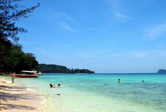 沙巴馬慕迪島