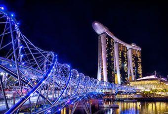 新加坡雙螺旋橋