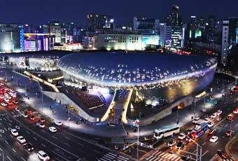 韓國東大門購物商城