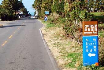 濟州島神奇之路