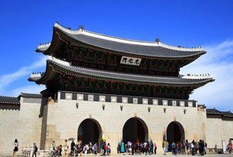 韓國首爾景福宮