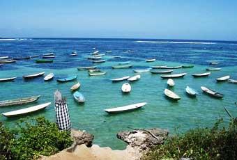 巴里島藍夢島旅遊