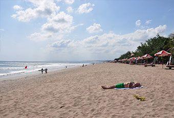 峇里島KUTA海灘