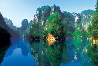 湖南寶峰湖