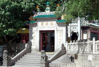 澳門媽閣廟