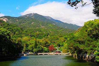 廣東羅浮山風景區