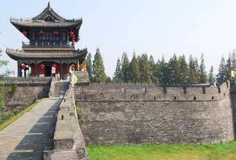 湖北荊州古城