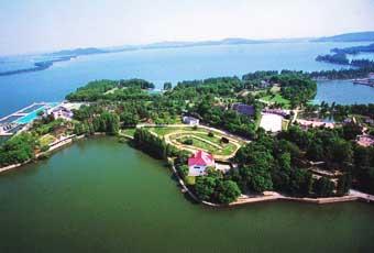 湖北東湖生態旅遊風景區