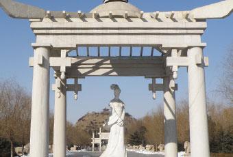 蒙古昭君墓