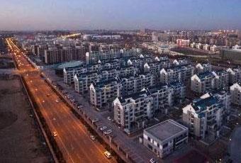 蒙古鬼城康巴什新城