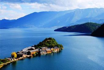 雲南瀘沽湖風景區
