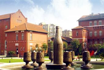 山東青島啤酒博物館