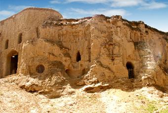 寧夏水洞溝