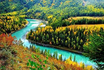 新疆喀納斯