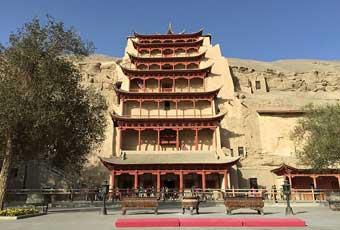 新疆莫高窟