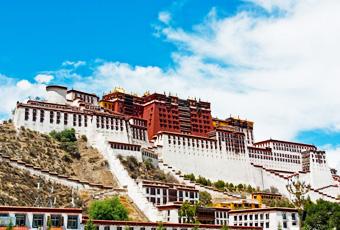西藏布達拉宮