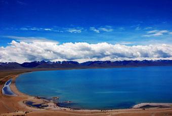 西藏納木錯湖