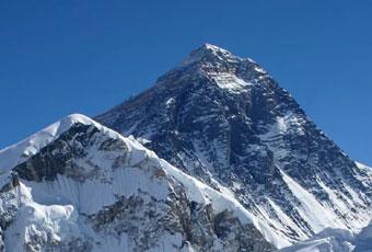 西藏珠穆朗瑪峰